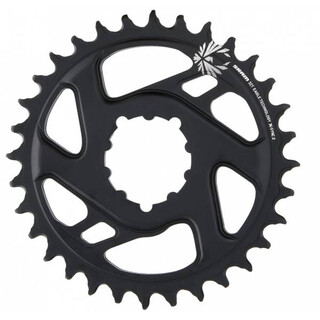 SRAM GX EAGLE 20 Kettenblatt 34 Zähne X-SYNC 2, Direct Mount, 12-fach, 3mm Offset, Boost, schwarz