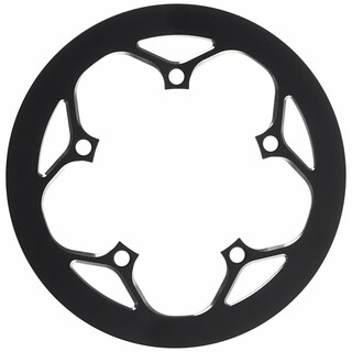 C.RING GUARD R/C STYLO 52 130 B.BLACK SRAM