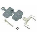 Disc Brake Pads - Organic/Steel Powerful Level TL/Level...